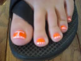 Tennessee Football Nail Designs Tennessee Vol Toes Nail Design Leslie Lippi Lippi Lippi