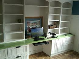 built in desk ideas on pinterest inside built in office cabinets home office built office desk ideas