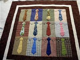 41 best Daddy's Ties images on Pinterest | Knitting tutorials ... & Tie quilt...love this, but my Dad has WAY more ties than Adamdwight.com