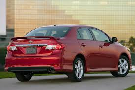 2012 Toyota Corolla - Information and photos - ZombieDrive