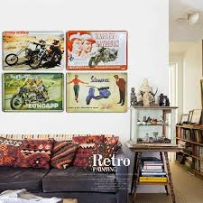 retro wall signs retro wall decor spectacular wall art retro