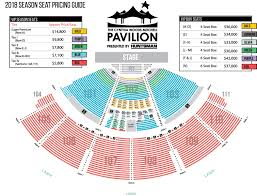 Cmac Seating Chart Detailed Comcast Center Mansfield Online Charts Collection