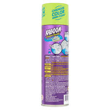 Kaboom Foamtastic Bathroom Cleaner, Fresh Scent, 19oz Spray Can -  Walmart.com
