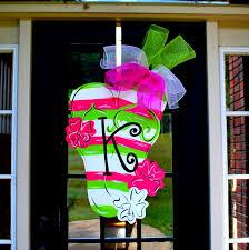 Wooden Door Hanger Patterns