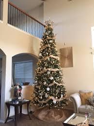 12 Ft Artificial Christmas Trees  Christmas Lights Decoration12 Ft Fake Christmas Tree