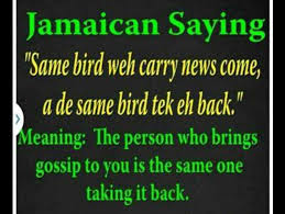 Jamaican Sayings About Love