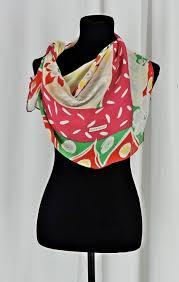Designer Silk Scarves Givenchy Silk Scarf Designer Silk Scarf In 2019 Vintage
