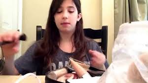 10 year old makeup tutorial