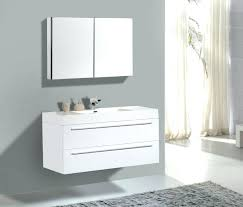 white floating vanity. Modren Vanity White Floating Bathroom Vanity Modern  In White Floating Vanity