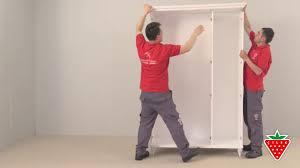 <b>Cilek Romantic шкаф</b> трехдверный сборка - YouTube