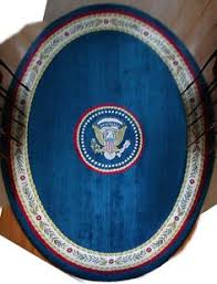 oval office rugs. President Clinton\u0027s Oval Office Rug, In A Strong And Classic Blue Oval Office Rugs R