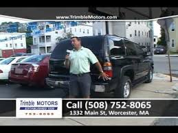 trimble motors car dealer tv worcestertv used cars worcester ma
