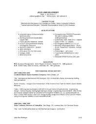 Electrical Engineer Sample Resume In Entry Level Valid Autocad
