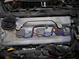 replacing spark plugs and igntion coils nissan maxima infiniti i30 02 Nissan Altima Engine Wiring Harness how to 2000 infiniti i30 nissan maxima spark plug replacement 2002 nissan altima engine wiring harness