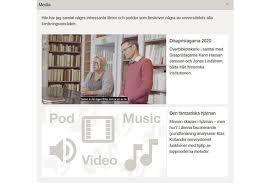 Hieronder volgt een overzicht van de definitieve schoolvakanties tot en met de zomer van 2022. Upload Movies And Podcasts To Your Profile Page Nyhet Uppsala University