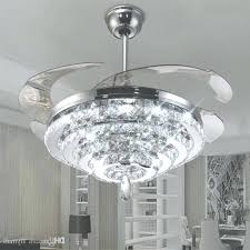 chandelier fan light led crystal chandelier fan lights invisible with regard to within chandelier fans view white ceiling fan chandelier light