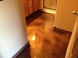 Epoxy Kitchen Floor Epoxy Vs Polished Concrete A Comprehensive Guide Harmon Concrete