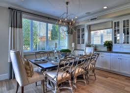 awesome orb chandelier dining room contemporary dining room with crown molding detailsadesignfirm