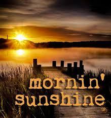 Pics Of Morning Sunshine