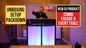 Event Table Dj Facade Or Event Table Combi Booth System Is The Answer