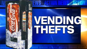 Vending Machine Theft Prevention Fascinating Theft From Vending Machines In Dover Borough Northern York County