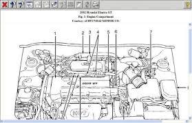 2000 hyundai sonata fuel filter location wiring diagram 2002 hyundai elantra throttle positioning sensor where is the 2carpros com forum automotive pictures 12900 tps 23