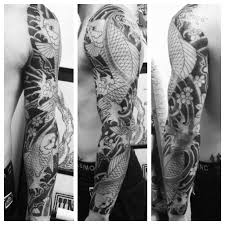 стили татуировки японский Oriental Megalyrics