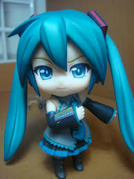 when rain and nendoroid meet it s only about rain and nendoroid what annoys you miku