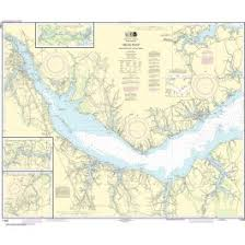 Neuse River Depth Chart Noaa Nautical Chart 11552 Neuse River And Upper Part Of Bay River