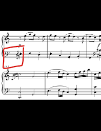 Listen as luigi's baton, mike the microph. Why Have A Clef Change Right After A Previous Clef Music Practice Theory Stack Exchange
