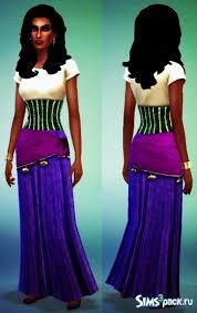 Скачать esmeralda от heartbeat для Симс 4