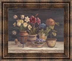 fl sensation i by vivian flasch framed painting print