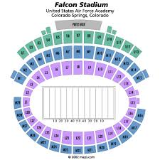 Air Force Academy Football Seating Chart Tickets Air Force Academy Falcons Football Vs Army Black