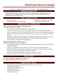 Electrician Apprentice Resume Samples Electrician Resume Sample Expert Writing Tips Resume Genius