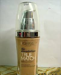 l oreal paris true match super blendable foundation review and swatches
