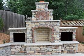 outdoor fireplace design plans outdoor furniture design and ideas