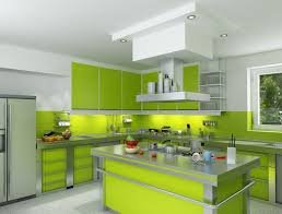 Lime Green Kitchen Walls 21 Refreshing Green Kitchen Design Ideas The Ojays Design And