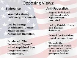 Federalists And Anti Federalists Venn Diagram Federalists And Anti Federalists Venn Diagram All New