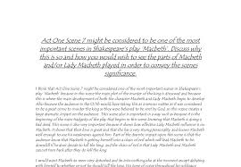act one scene might be considered to be one of the most document image preview