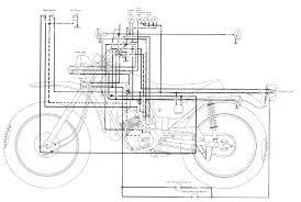 yamaha dt250 enduro motorcycle wiring schematics yamaha dt250 enduro motorcycle wiring schematic