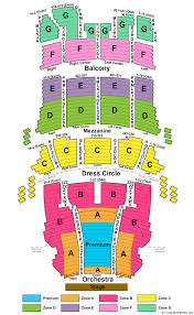 Cibc Seating Chart With Seat Numbers Cibc Theatre Seating Chart Hamilton Seat Views Tickpick