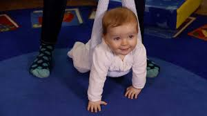 Rolling, Crawling, Walking: Helping Your Baby Learn To Get Up & Go