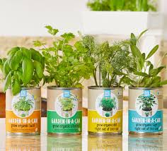 canned organic gardens