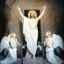 the resurrection of Jesus.
