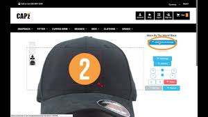 Design Hats Online Australia Custom Hat Embroidery At Cap Z Online Cap Z Australia