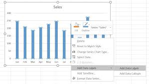 Add Chart Element Beat Excel