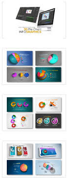 3d Pie Chart Infographics By Qinghill Videohive 24079113