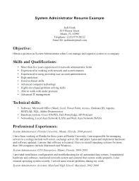 Network Administrator Cover Letter Examples Cover Letter