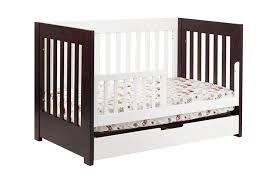 Amazon.com : Babyletto Mercer 3-in-1 Convertible Crib with Toddler ...
