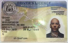 Maker Fake Australia Id-chief Western Id